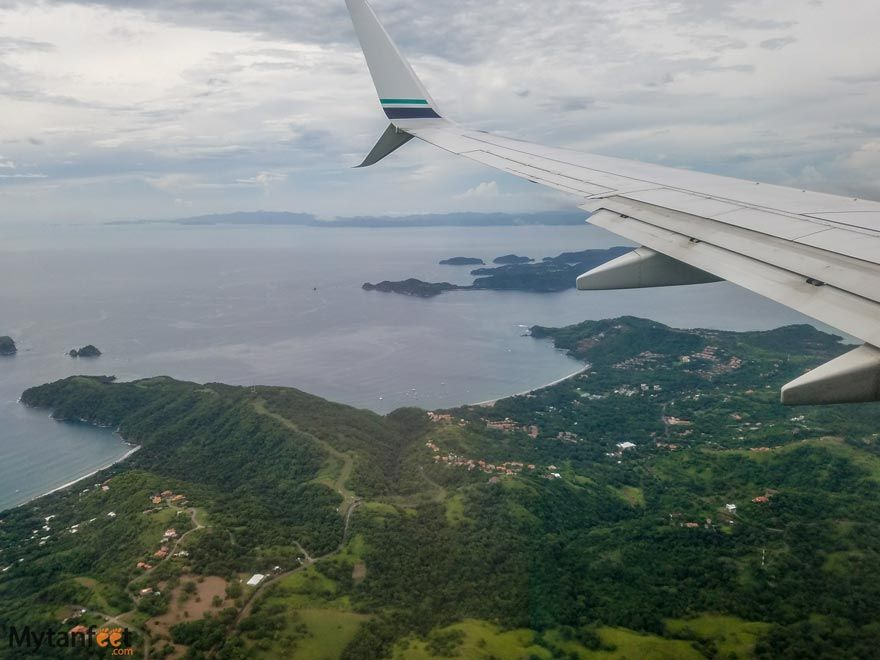 How to get to Playas del Coco from Liberia Airport (And