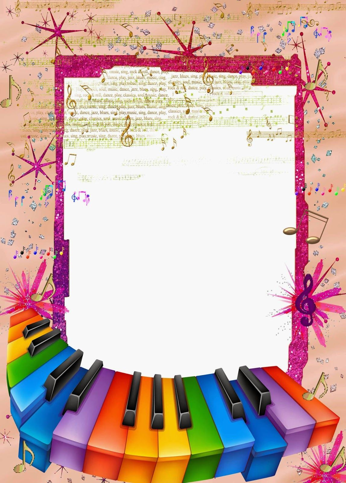 249 best Writing paper amp borders images on Pinterest