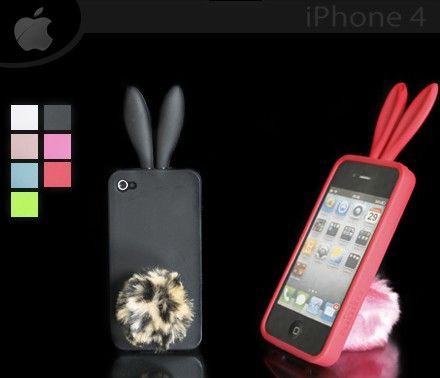 coque iphone 4 lapin