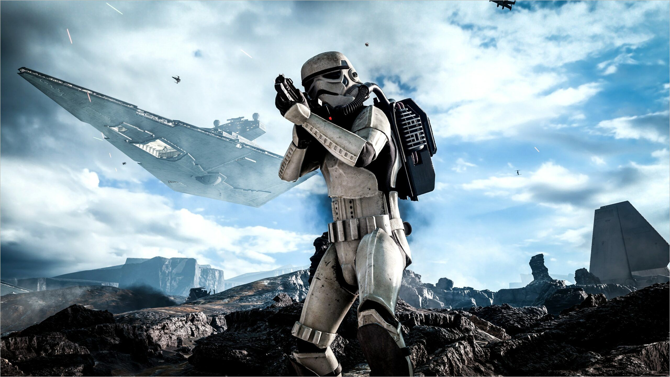 Star Wars Battlefront 4k Wallpaper Mac In 2020 Star Wars Wallpaper Star Wars Background Rey Star Wars
