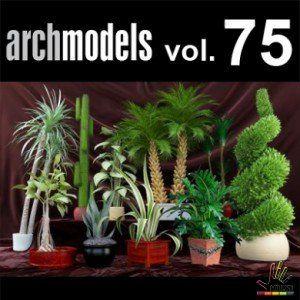 Free down load thư viện 3d max Evermotion Archmodel Vol 75