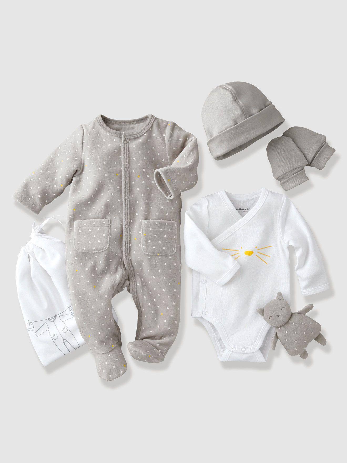 5 pieces Nouveau bébé baby shower themed Emporte-pièce Set