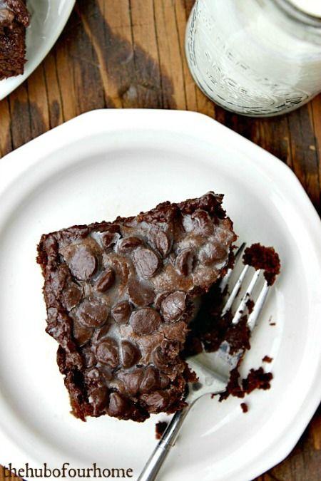 Double Chocolate Zucchini Cake (she: Tanna) - Or so she says...