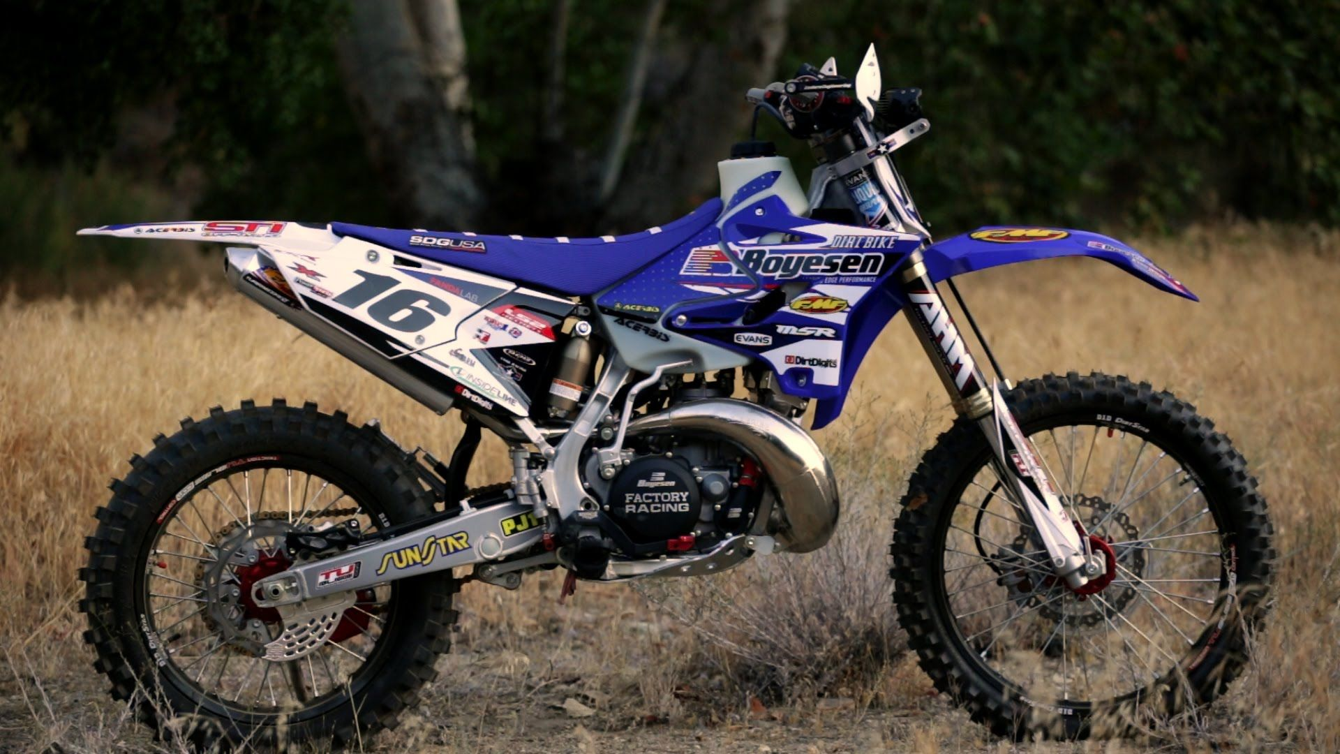 2 Stroke Revolution Project Yamaha Yz250x Dirt Bike Magazine