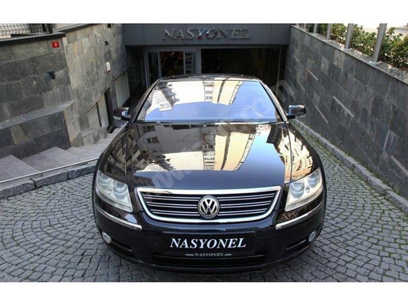 Volkswagen Phaeton 6.0 W12 Long 2006 VOLKSWAGEN PHAETON 6.0 W12 LONG ÖZEL RENK NASYONEL'DEN