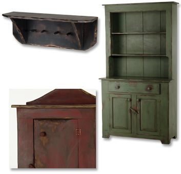 Primitive Country Furniture | Just Plain Country Specializes In Creating  Beautiful Primitive .