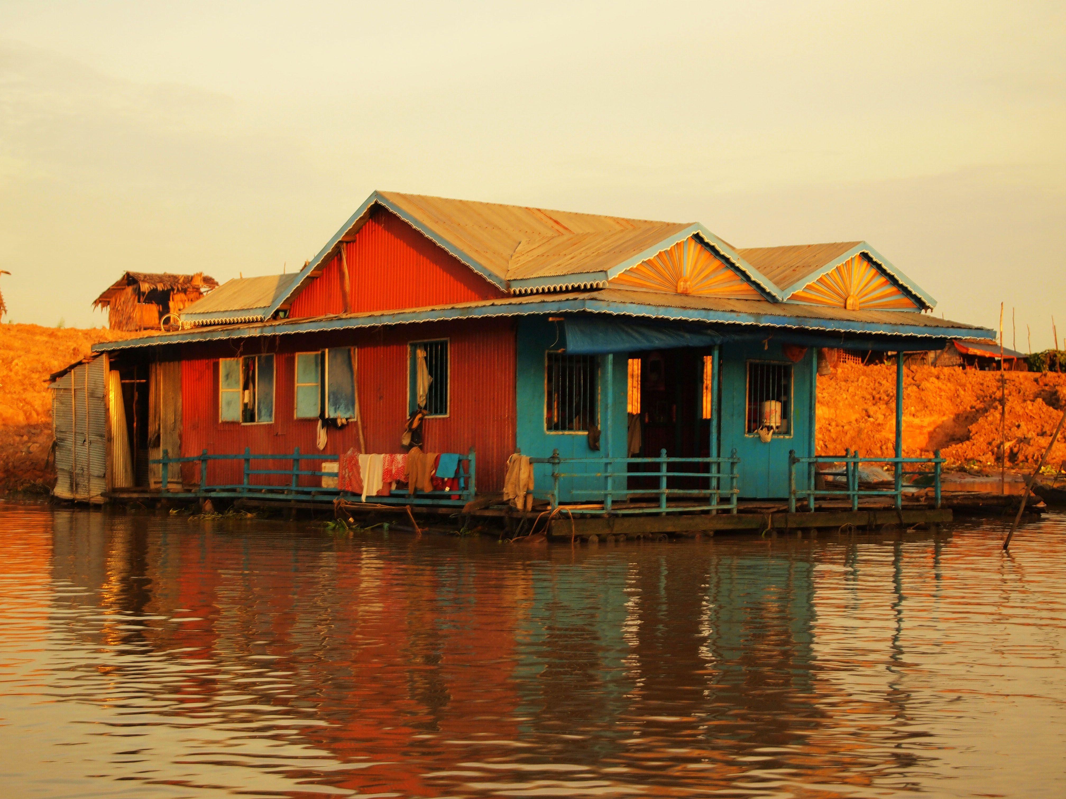 The Tonlé Sap Lake - Cambodia