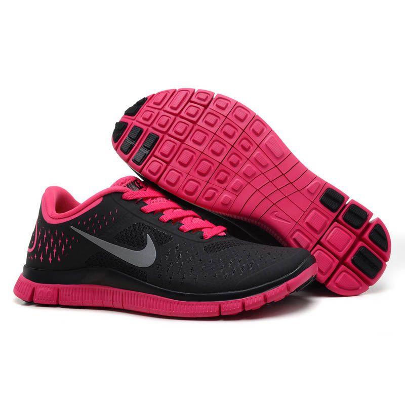 Convencional Anual comida  NB1414 2013 Damen Nike Free Run 4.0 V2 Schwarz Pink [N338607] - €64.08 : Nike  Free Run 3.0/4.0/5.0+ Damen & Herren!, K… | Rosa nike schuhe, Nike free, Nike  free 4.0