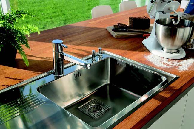 Waterbesparende kraan fern voor de keuken keuken