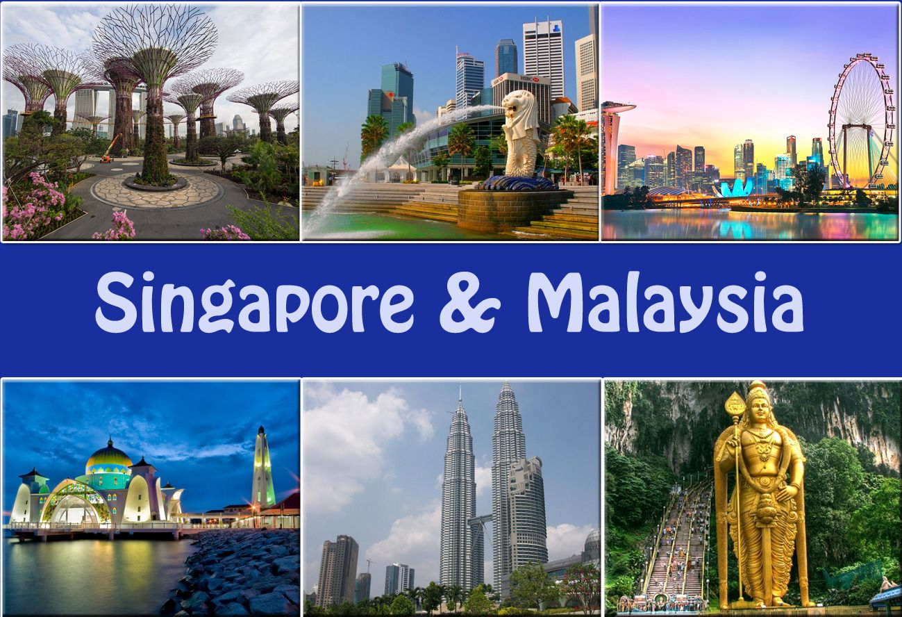 Ready To Use Singapore Malaysia Itinerary For Up To 12 Days Zip Up And Go Malaysia Itinerary Singapore Travel Malaysia Travel