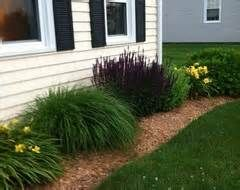 landscaping foundation of