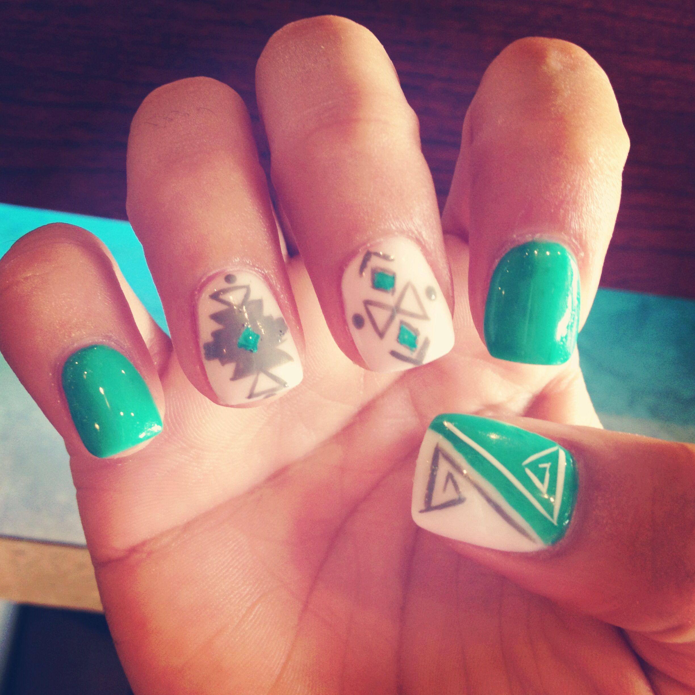 Nail Art I Need to Try | Do it yourself Acrylic Nails | Pinterest ...