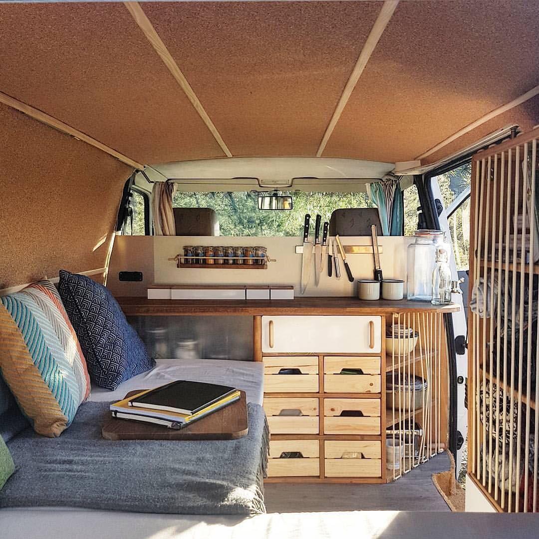 mit seilen verspannt camper pinterest wohnwagen campingbus und wohnmobil. Black Bedroom Furniture Sets. Home Design Ideas