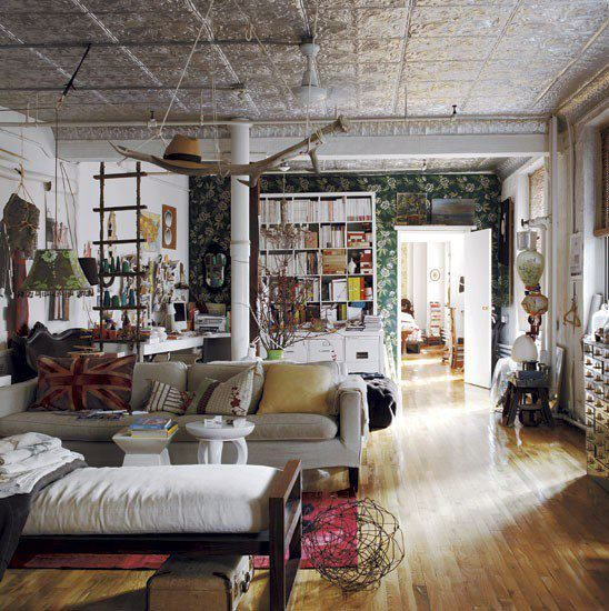 Home Decor Blogs Shabby Chic: Bohemian Shabby Chic
