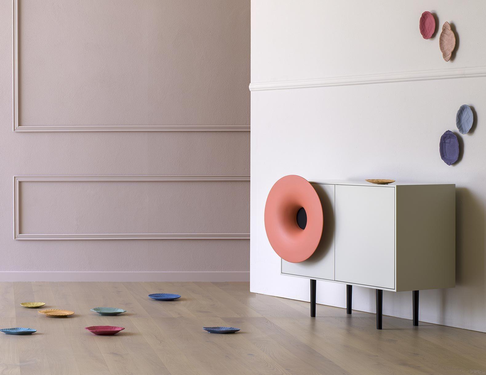 Caruso Projektu Paolo Cappello Pln Design Mobilier De Salon Meuble Stereo Meuble Rangement