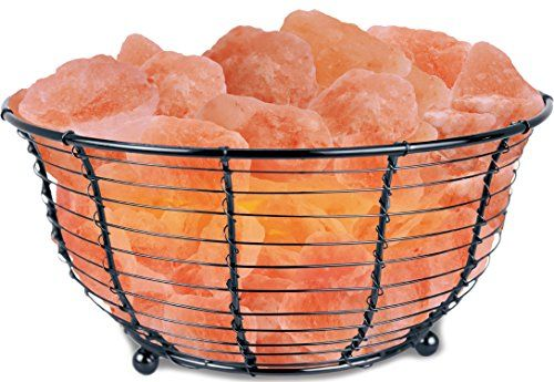 Wbm Salt Lamp Delectable Wbm Himalayan Light # 1301 Natural Air Purifying Himalayan Wide Inspiration Design