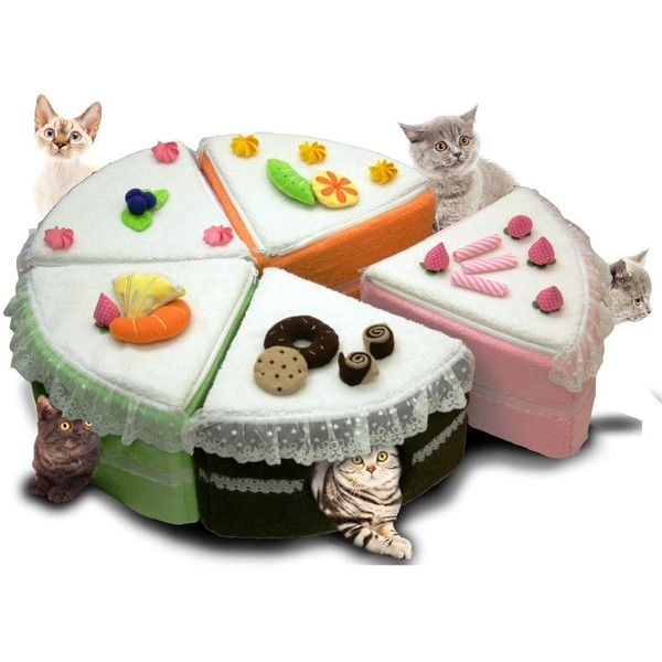 16 Pet E Cake Cat Bed Condo Berry Berry With Removeable Pad Cat Bed Dog Cakes Cat Cake