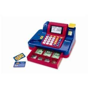 The best cash register around. For older kids there are even some math games.