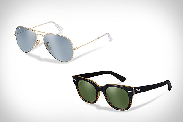 RAY-BAN LEGENDS COLLECTION