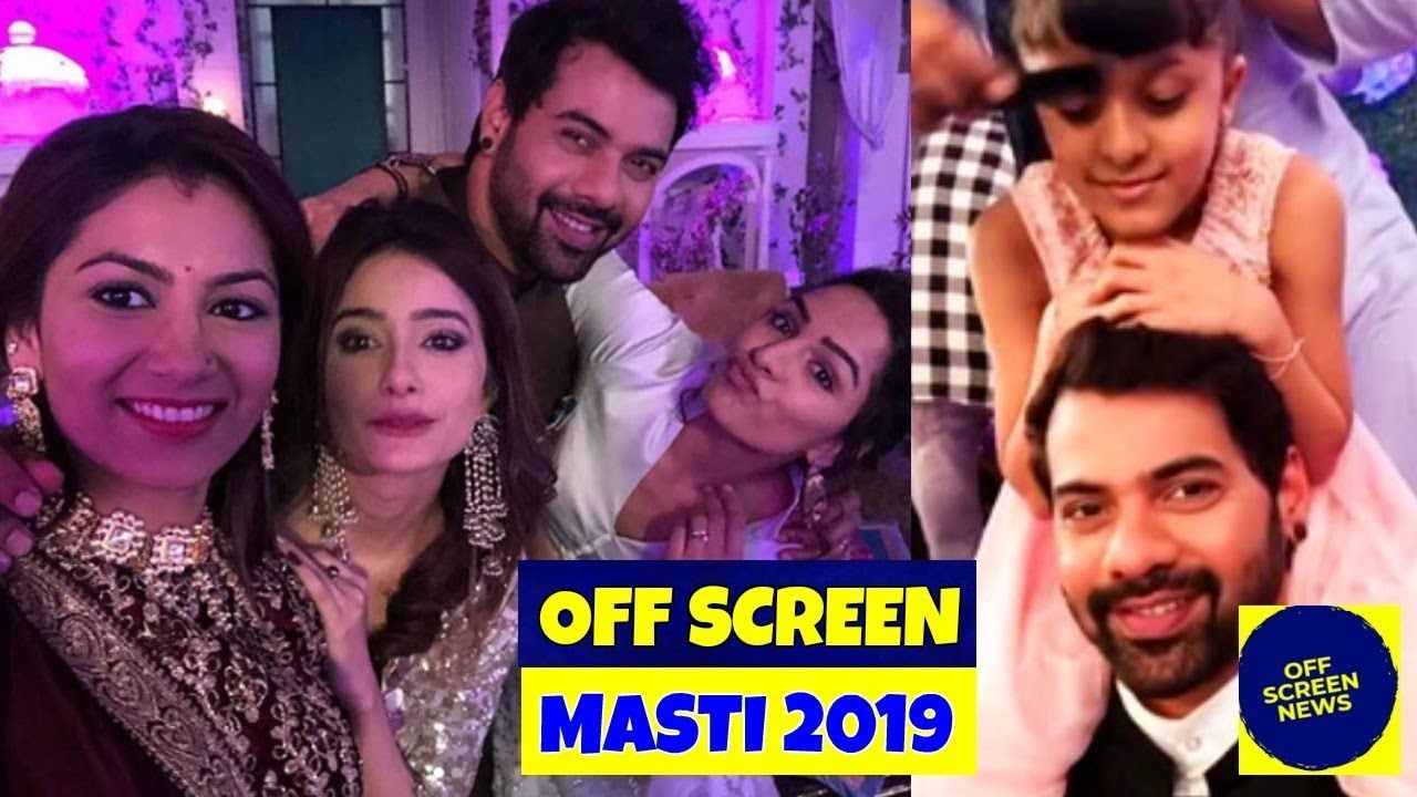 Kumkum Bhagya serial actor latest offscreen masti 2019 | off screen