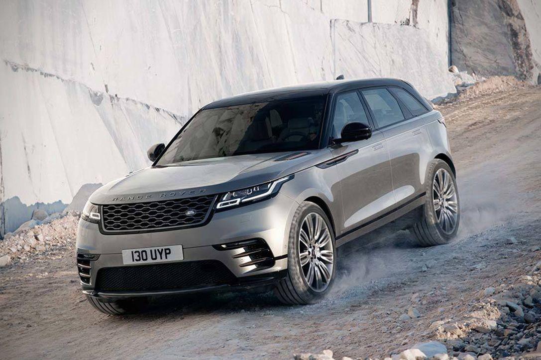 2018 Range Rover Velar HiConsumption Land rover