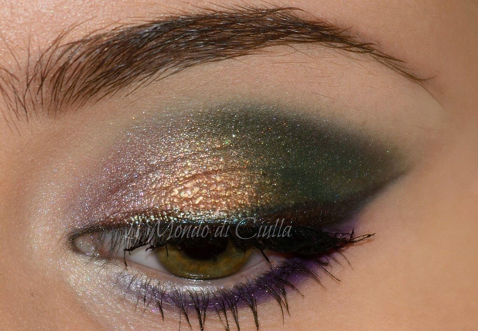The world of Ciulla: First try Sleek makeup Garden Of Eden | Sleek ...