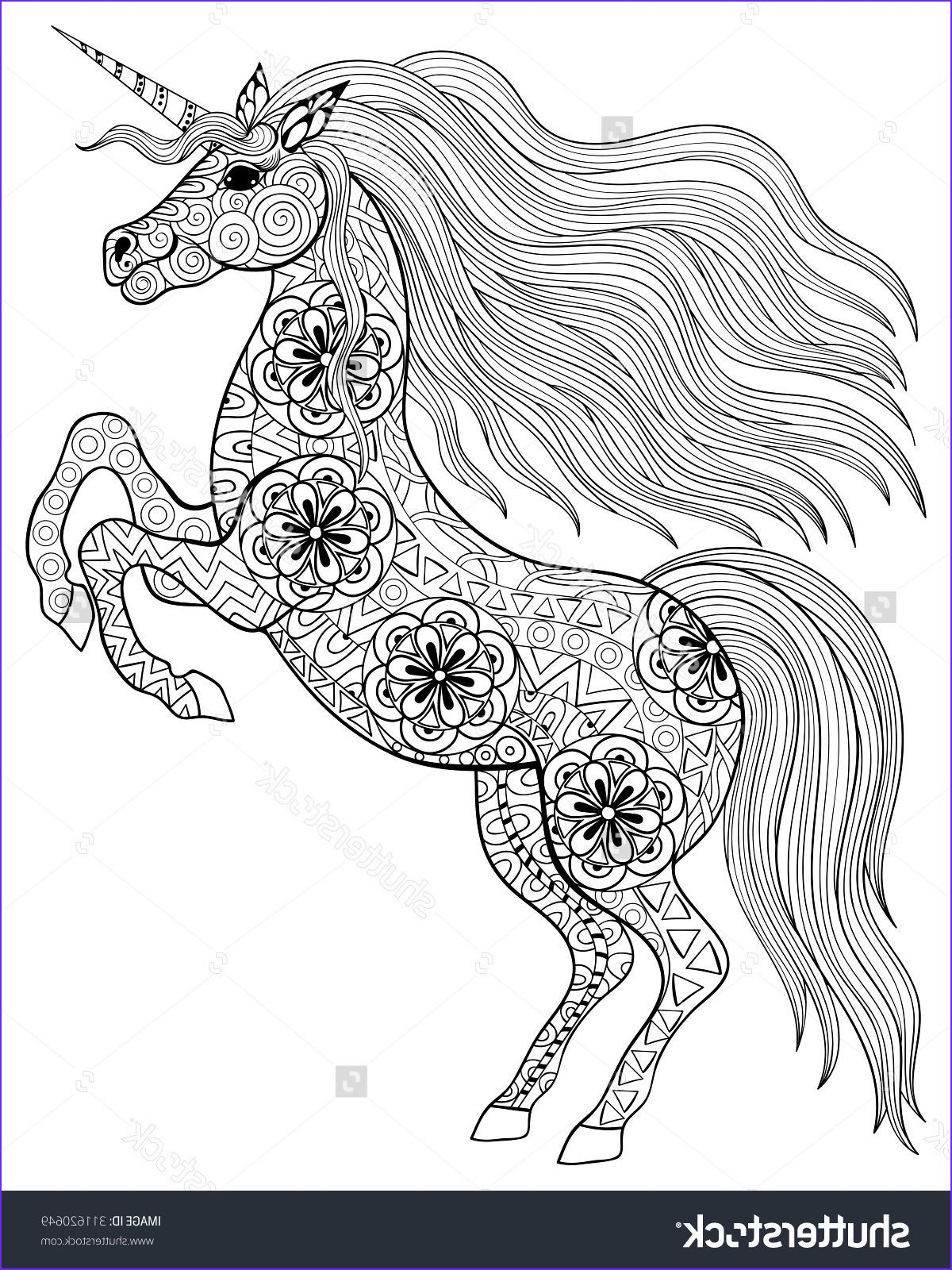 Pin By Ulrica Flodin On 1a D Z Animals Unicorn Coloring Pages Unicorn Pictures To Color Coloring Pages