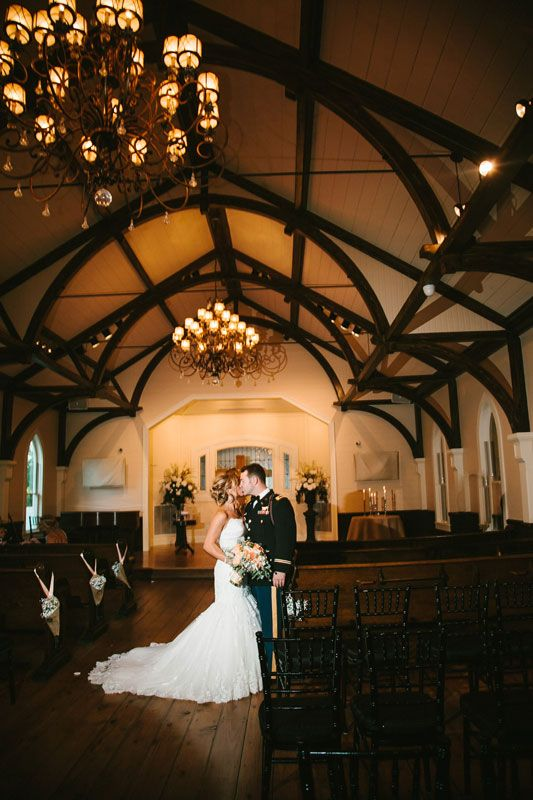 A Beautiful Military Wedding And Reception