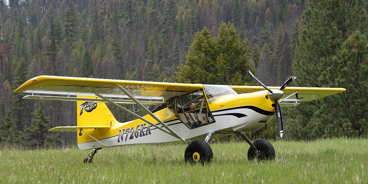 Welcome to Kitfox Aircraft | Bush Plane | Stol aircraft, Bush plane