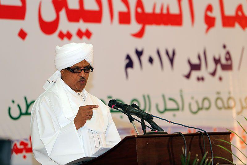 خلال مخاطبته افتتاحية مؤتمر الخبراء د. كرار التهامي: المؤتمر يمثل وعاءاً جامعاً للعقول السودانية بالخارج