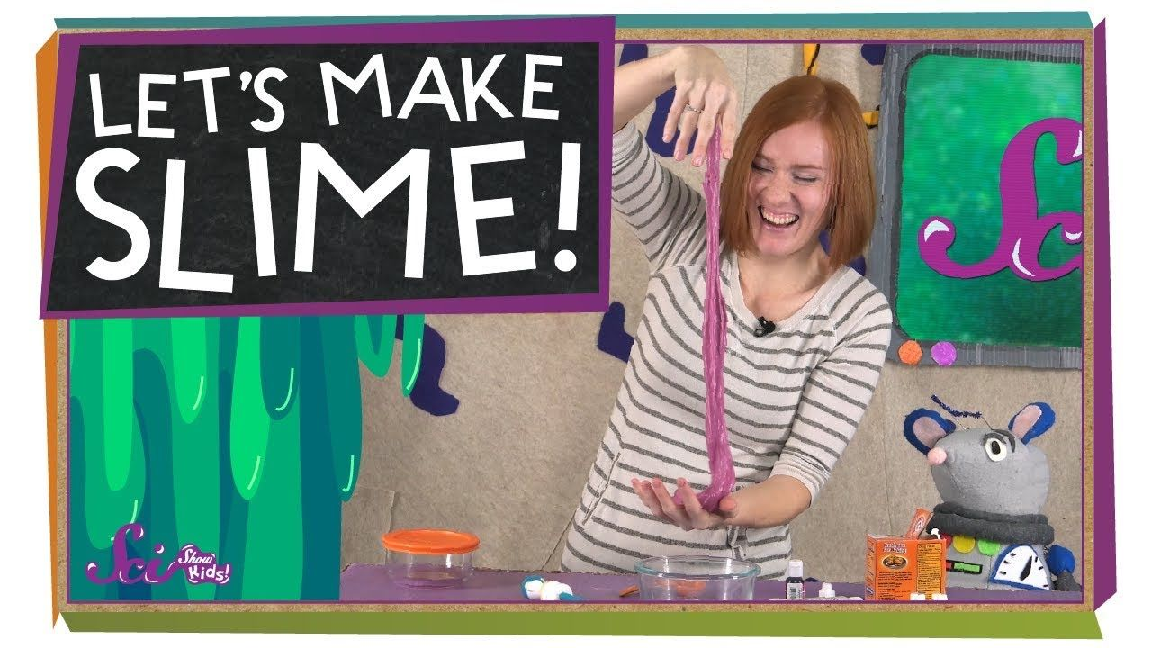 Jessi and squeaks show you what makes slime so cool and how to make jessi and squeaks are going to make slime and theyre going to show you how to make it too plus theyll tell you all about the gooey ccuart Gallery