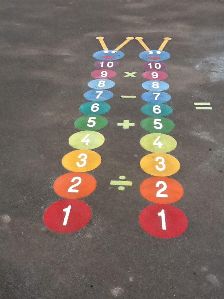 School Playground Markings Google Search Playground