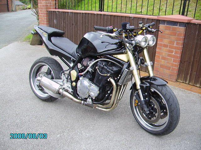 Suzuki Bandit Streetfighter Motorcycles Cars Pinterest