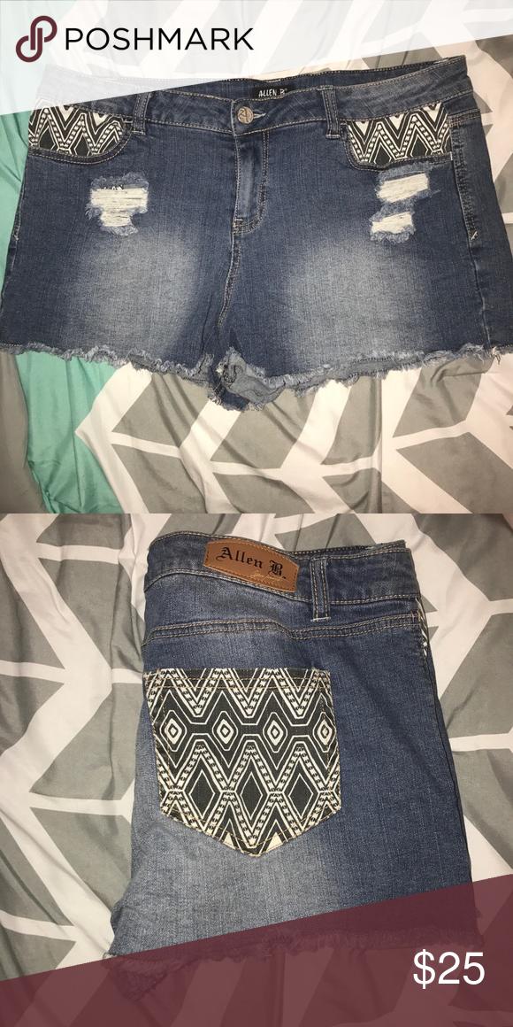 Jean shorts Super cute and comfy jean shorts Shorts Jean Shorts