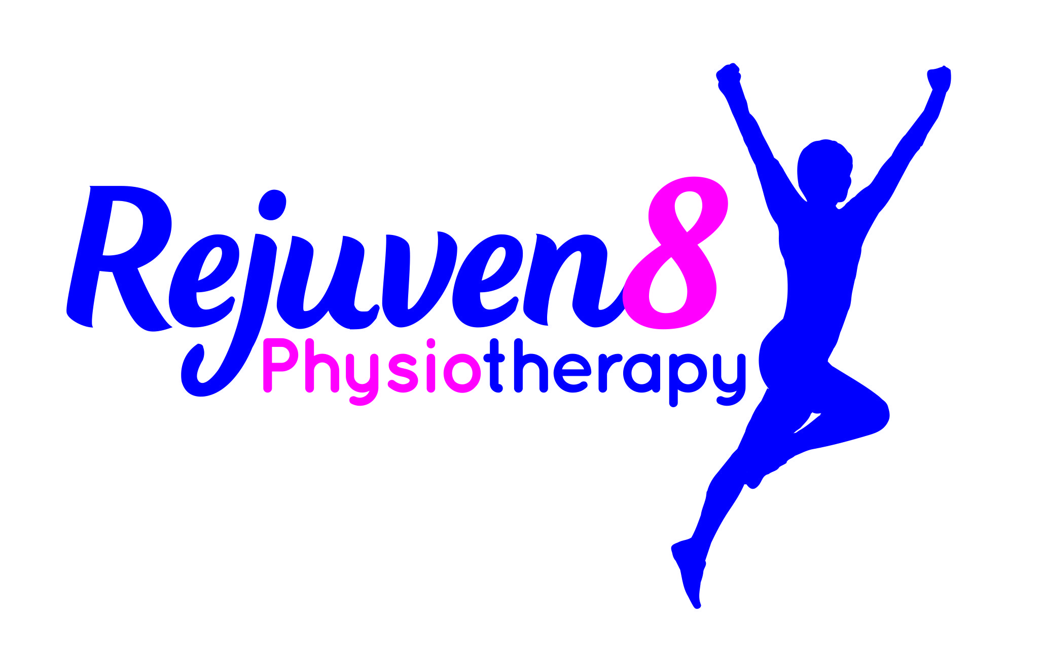 Logo for a physiotherapists specialising in gymnasts and dancers. #logo #branding #physio #fitness