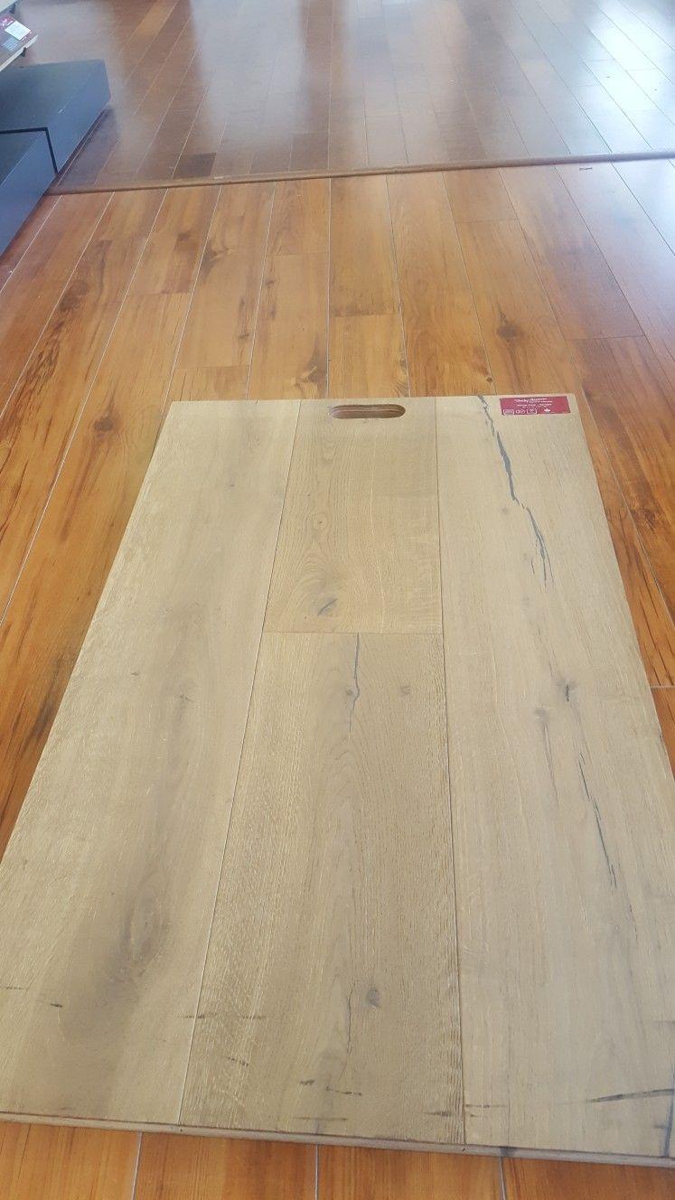Alexanian white oak tanner Vinyl flooring, Flooring