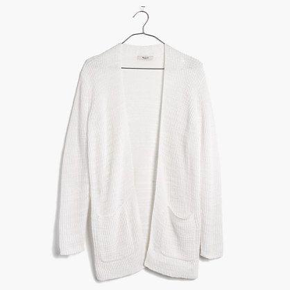 Postscript Cardigan Sweater : AllProducts | Madewell