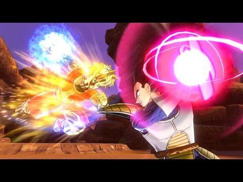 Dragon Ball Xenoverse Goku Vs Yamcha Tgs 2014 Youtube In 2021 Dragon Ball Goku Vs Dragon