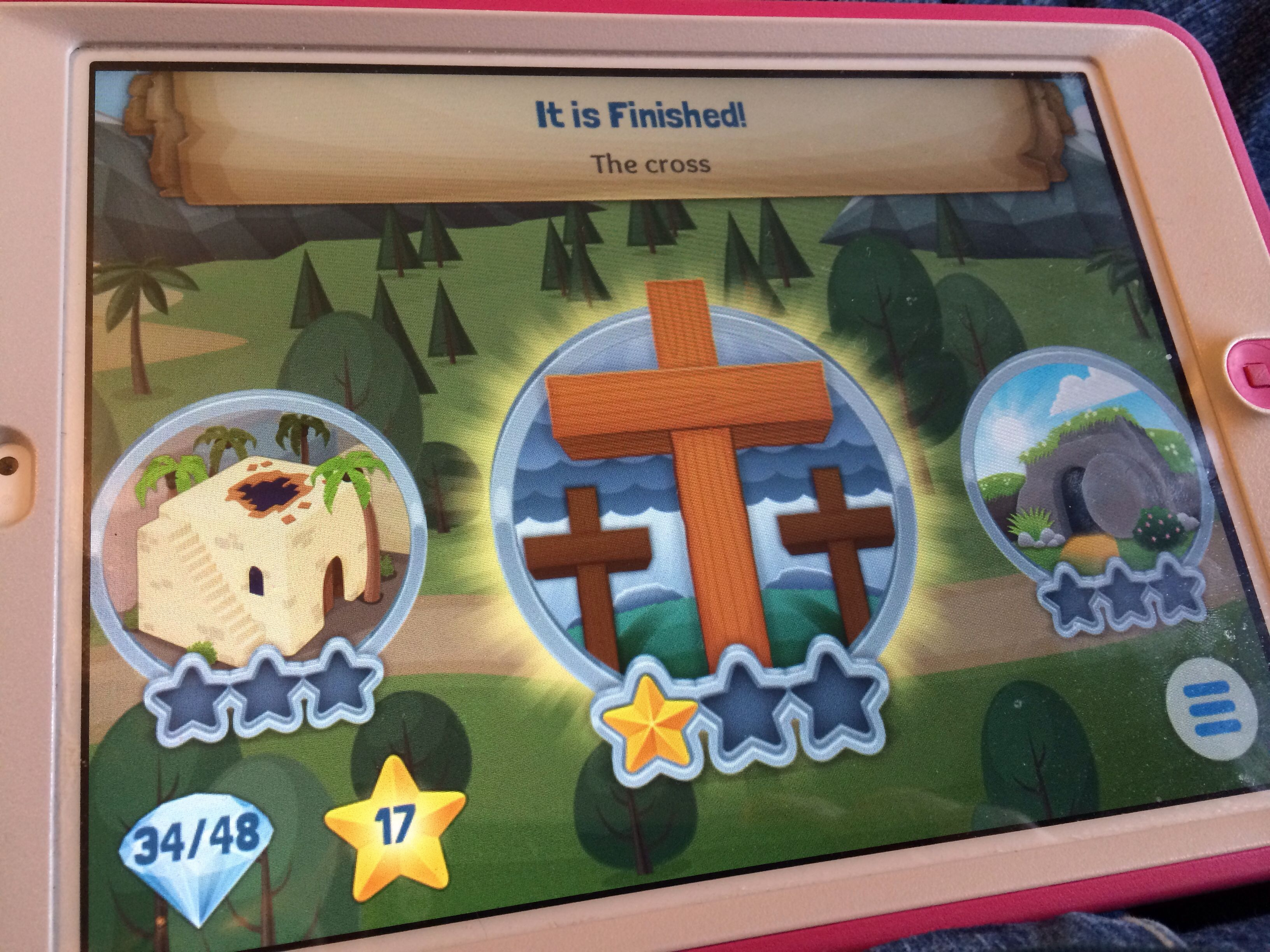"""The Bible App for Kids is a FREE interactive Bible"