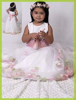 5e87cd125 vestidos presentacion lagunilla vestidos de tres años para ...