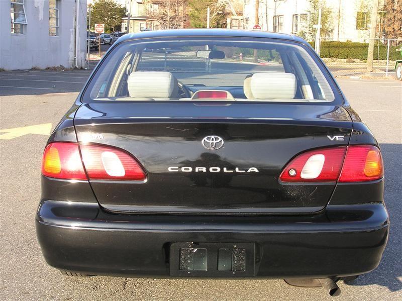 2000 Toyota Corolla Ve Sk Auto Imports Toyota Corolla Corolla Toyota