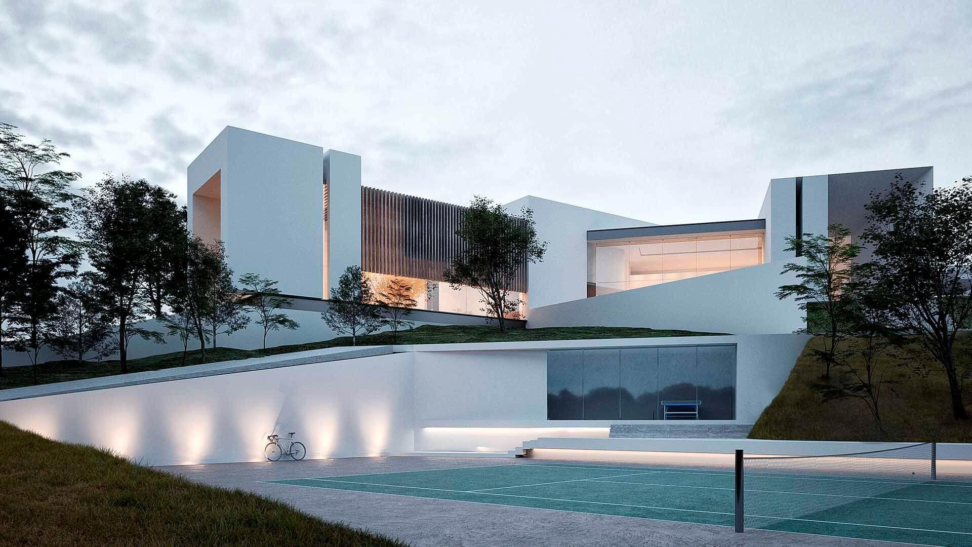 Creato Projects - Casa Cumbayá   Arquitectura, Casas modernas y Fachadas
