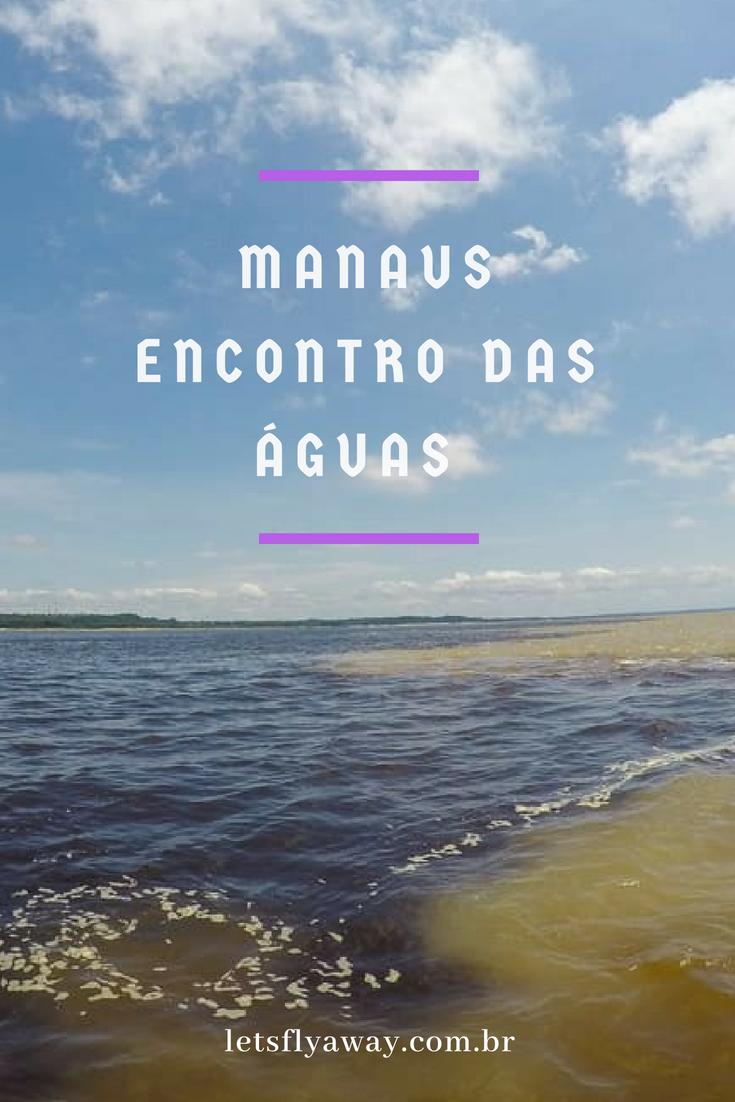 be0774953 Encontro das Águas em Manaus. Atração mais visitada em Manaus. Amazonas.  Amazônia.