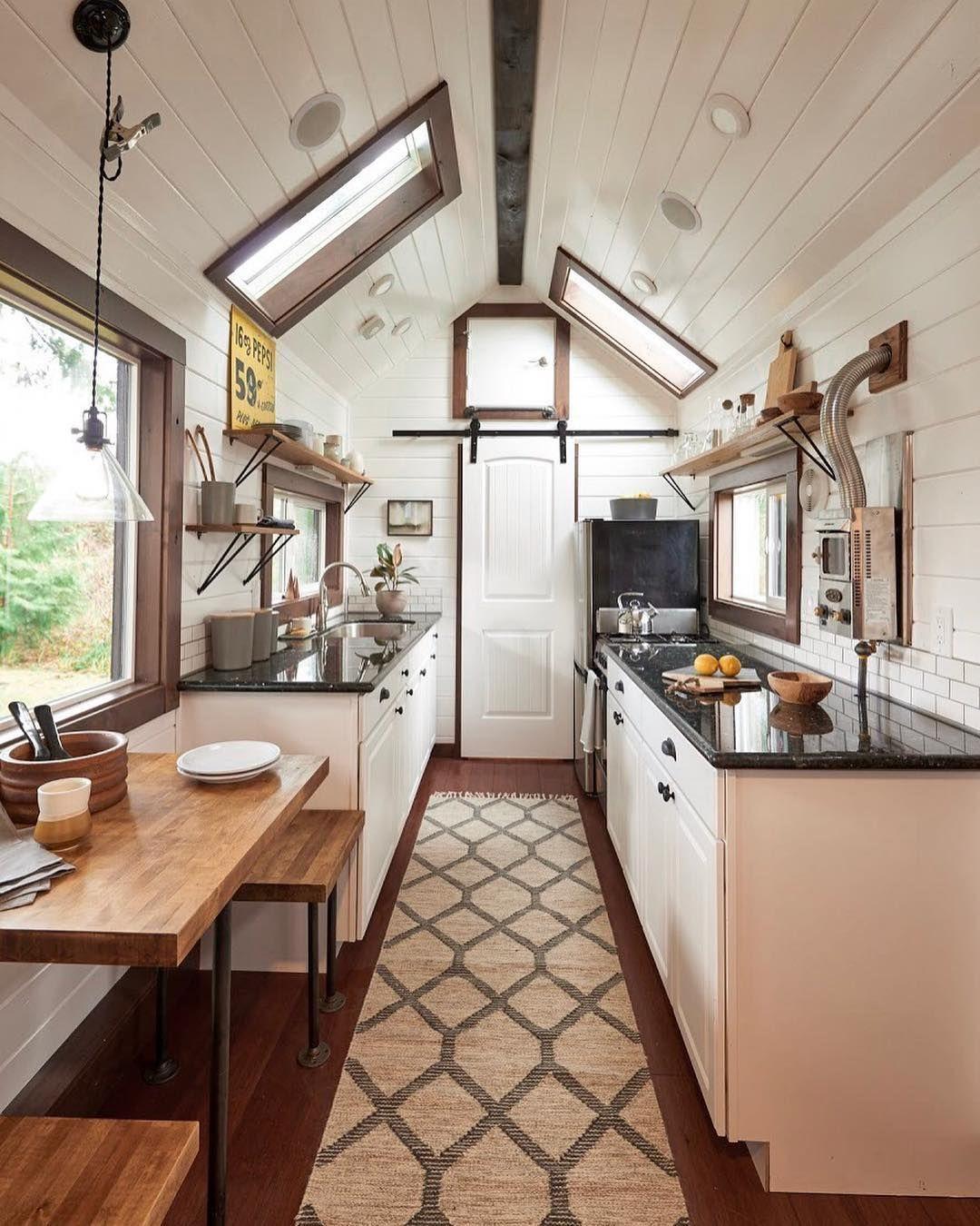 "Second Home Decorating Ideas: Tiny Heirloom Via Instagram (""#tbt To The Second Tiny Home"
