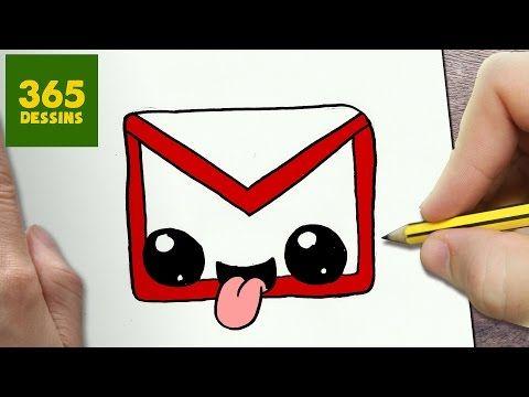 Comment Dessiner Whatsapp Logo Kawaii étape Par étape