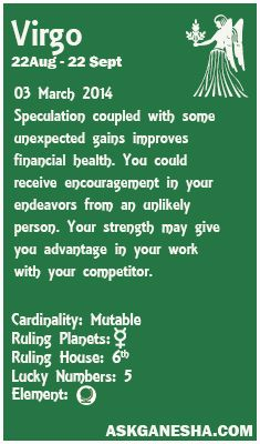 virgo daily horoscope january 5
