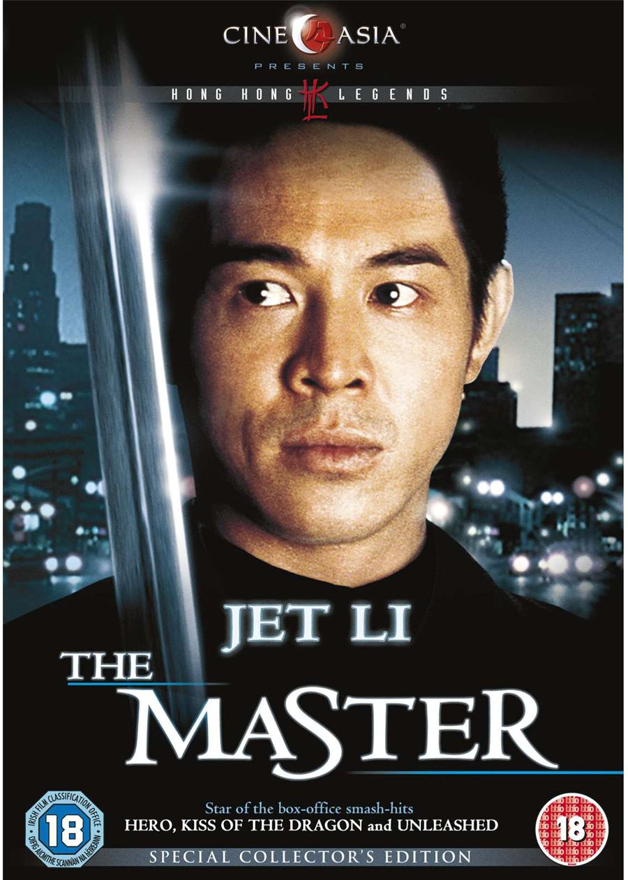 Jet Li The Master Jet Li Lee Movie Jet Lee
