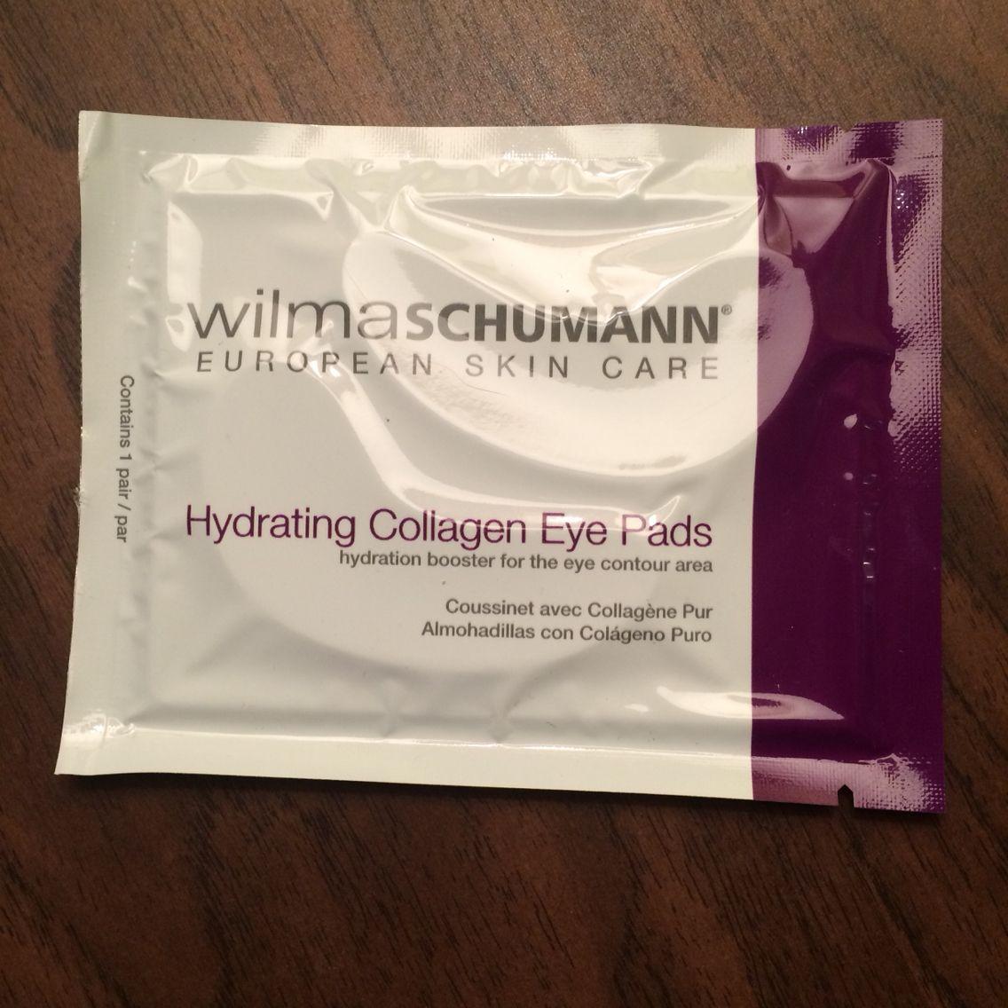Deb Wilma Schumann Hydrating Collagen Eye Pads 2 Memebox Eye Contour Birchbox