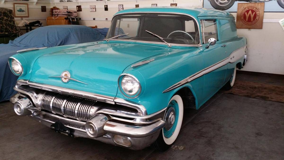1957 Pontiac Sedan Delivery..Re-pin...Brought to you by ...