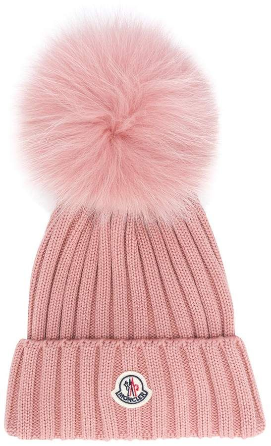 a939ee98441 Moncler pom pom beanie Caps For Women